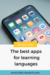 the best apps for learning languages
